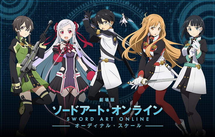 SAO movie ordinal scale 2